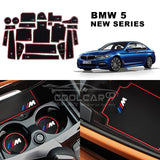 Interior Slot Mat BMW 5 Series 2018 Interior Slot Mat