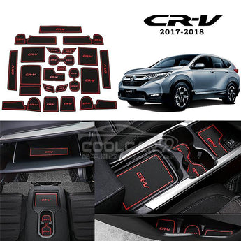 Interior Slot Mat Honda CR-V 2017-2018 Interior Slot Mat