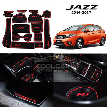Interior Slot Mat Honda Jazz 2014-2017 Interior Slot Mat