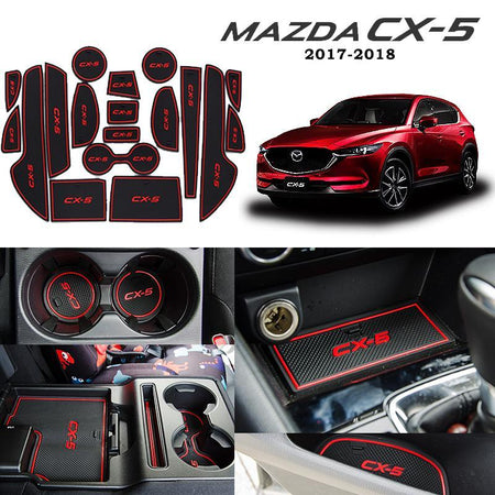 Interior Slot Mat Mazda CX-5 2017-2018 Interior Slot Mat