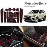 Interior Slot Mat Mercedes Benz GLE Interior Slot Mat