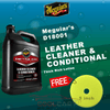 Meguiar's D18001 Leather Cleaner & Conditioner
