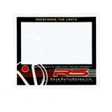 Roadtax Sticker R3 Car Road Tax Sticker