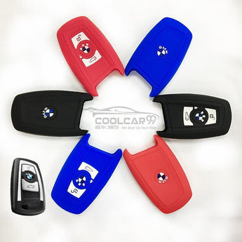 Silicone Key Cover BLACK BMW F Series / X4 Silicone Key Case Cover