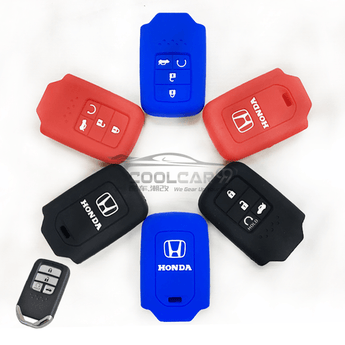 Silicone Key Cover Honda Civic FC 2016-2018 Silicone Key Case Cover