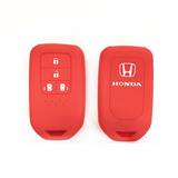 Silicone Key Cover Red x 1 Honda Odyssey / Elysion Silicone Key Case Cover