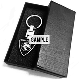 Stainless Keychains With Logo Stainless Steel Car Key Chain Ford High Solid Stainless Steel Car Key Chain