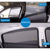 Sunshade TOYOTA Avanza 2003-2011 KUNG FU SHADES Fully Magnetic Sunshade 4/6 PCS