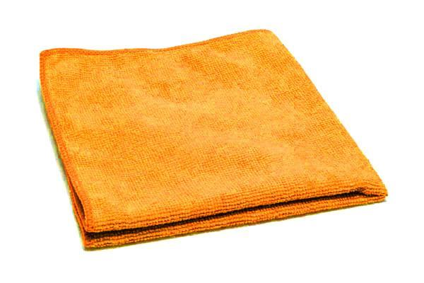 Orange Ultra Soft Microfiber Towel Car Washing Cloth for Car Polish& Wax Car Care Styling Cleaning Microfibre 30x30cm