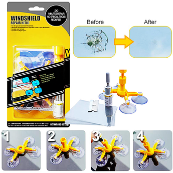 Windscreen Care Car Windshield Repair Kit