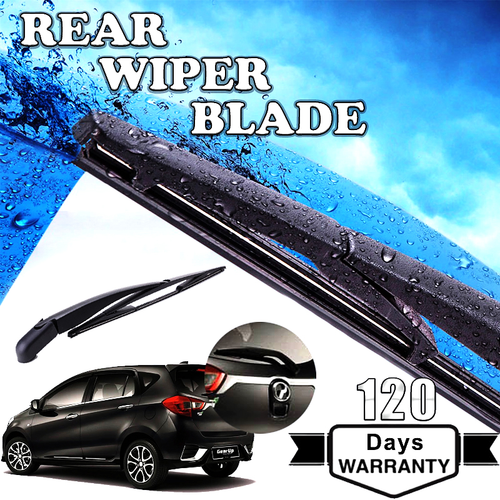 WIPER 12 INCHES Rear Windscreen Rear Wiper Blade