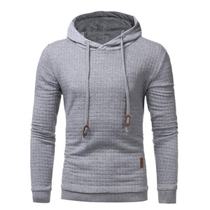 Autumn And Winter New Men's Long-Sleeved Warm Hoodies