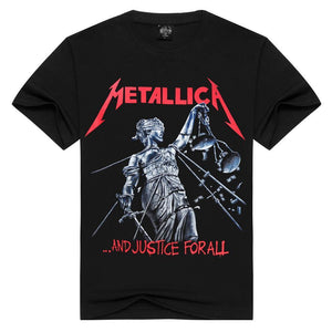 Metallica Rock Tshirt