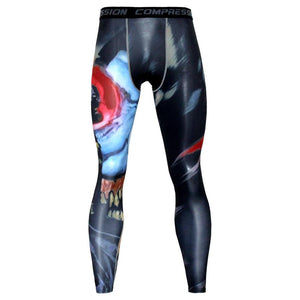 Men's Bicycle Moisture Wicking Trousers Quick-Drying Pants