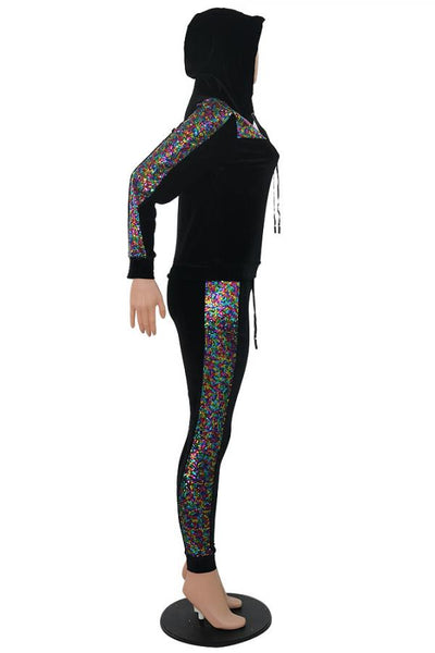 Pink Polyester Fashion adult Casual Sequin Patchwork Solid Bandage Print pencil Long Sleeve  PN791335
