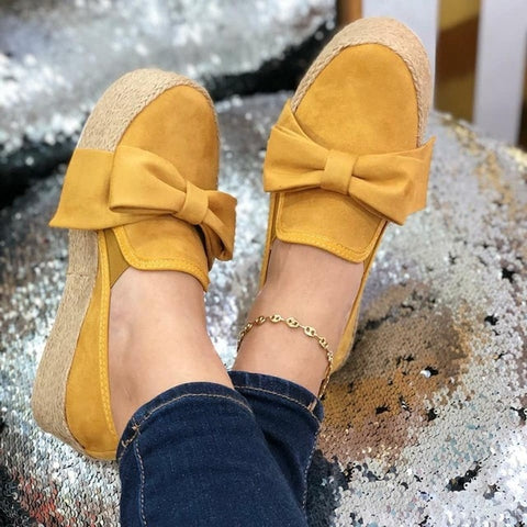 Women Loafers Moccasins Casual Shoes