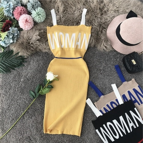 New Woman Bodycon Dress