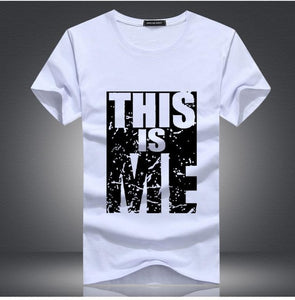 Men Swag Cotton Print T shirt