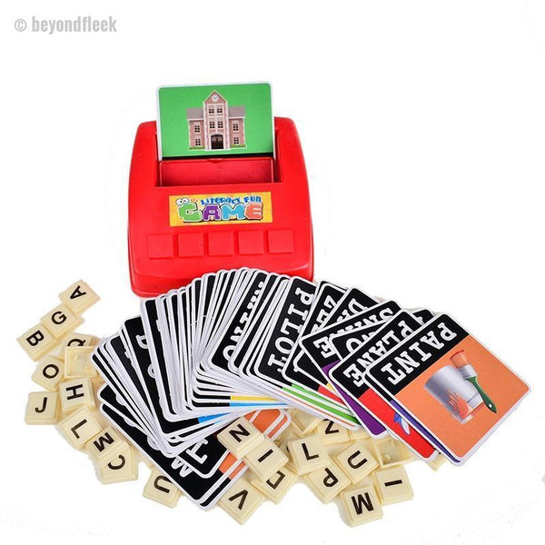 Learn Alphabets & Letters