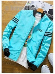New 2018 Spring and Summer Men Bomber Jacket