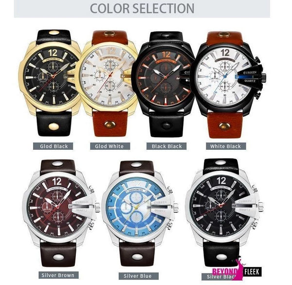 2018 Fashion Watches