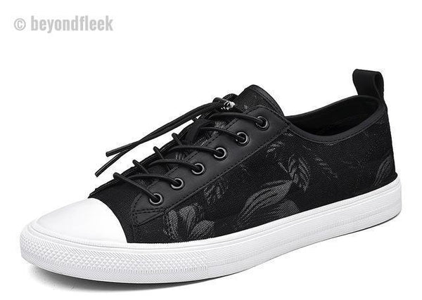Men Casual Style Print Sneakers
