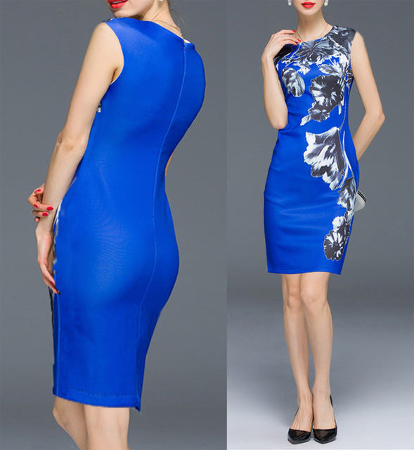 Meeting  Days Office Pencil Bodycon Dress
