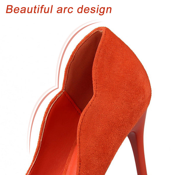 Arch Design Office Pumps