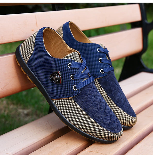 2019 Men Fashion Casual Loafers