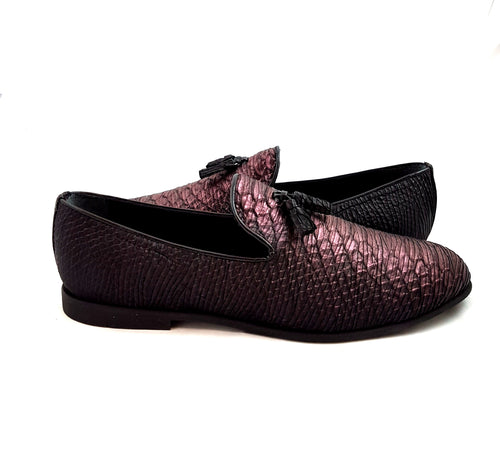 Gemini Dance Shoes Bordeaux G-R06-L01