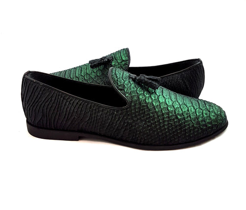 Gemini Dance Shoes Green G-R07-L01