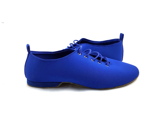 Jazz Dance Shoes Blue J-S04