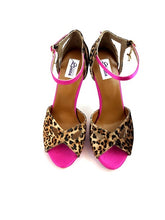 Laden Sie das Bild in den Galerie-Viewer, Sirius Dance Shoes Leopard S-C05
