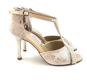 Tucana Dance Shoes Flesh T-S02