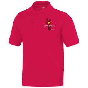 Kindergarten Polo (short sleeve) - red
