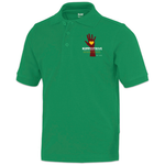 2nd Grade Polo (short sleeve) - green