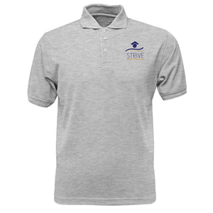 6th Grade Polo (short sleeve) - Grey