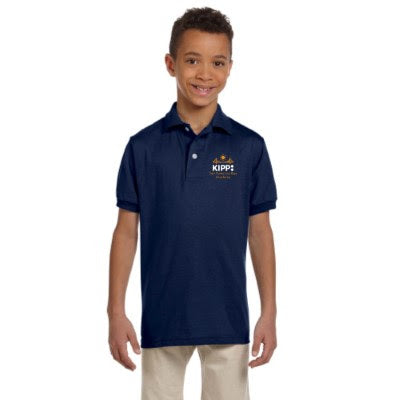 7th Grade Navy Polo
