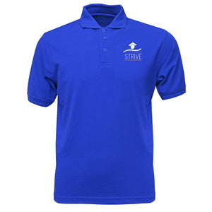 5th Grade Polo (short sleeve) - Royal Blue