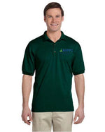 Short Sleeve Polo - Green