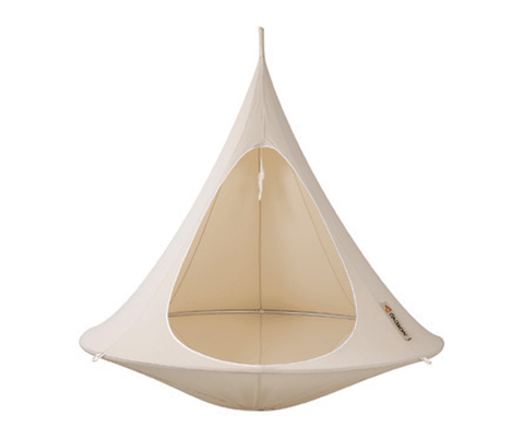 Cacoon Double Hammock - Natural White