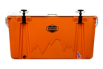Cordova Journey (88QT) Cooler Large - Orange / White