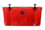 Cordova Journey (88QT) Cooler Large - Red / White