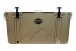 Cordova Journey (88QT) Cooler Large - Sand / White