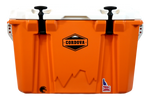 Cordova Adventurer (48QT) Cooler Medium - Orange / White