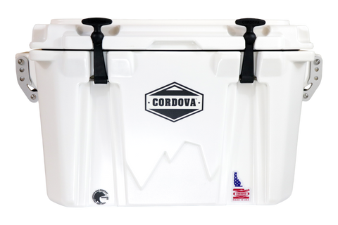 Cordova Companion (28QT) Cooler Small - White