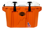 Cordova Side Kick (20QT) Cooler XS - Orange / White