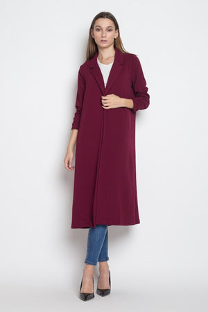 Mulberry Coat