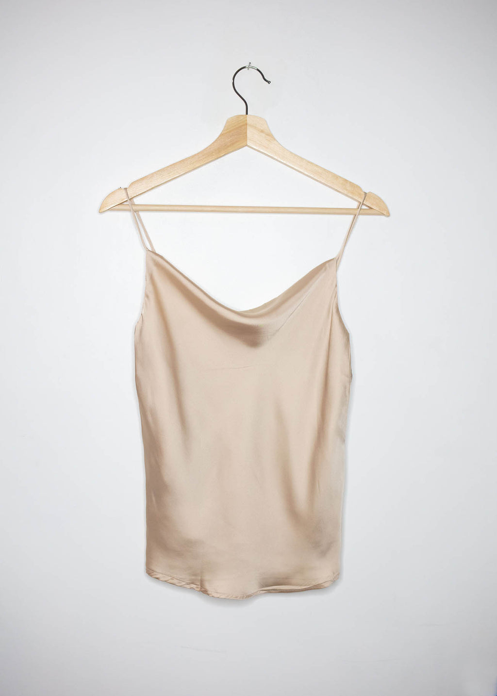 Sincerely Satin Top