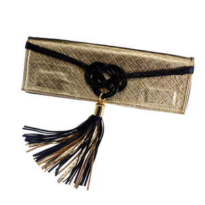Prosperity Knot Clutch Hand Bag